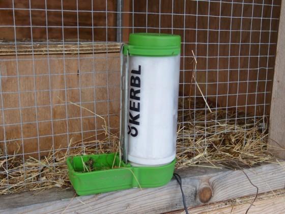 Vattenflaska till kanin